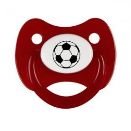 Ciuccio pallone da calcio