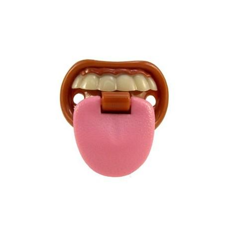 Deforme denti ciuccio