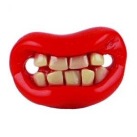 Ciuccio Denti Storti