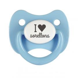 Ciuccio I Love sorellona