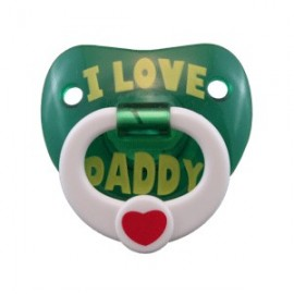 Ciuccio I Love Daddy