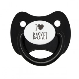 Ciuccio I love basket
