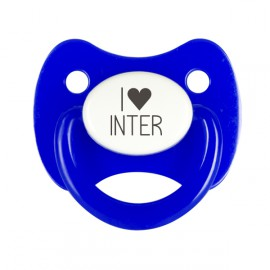 Ciuccio I Love Inter