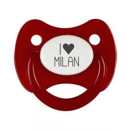 Ciuccio I Love Milan