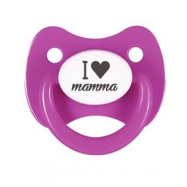 Ciuccio I Love Mamma