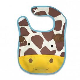 Bavaglino Zoo modello Giraffa