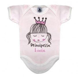 Body Principessa + Nome