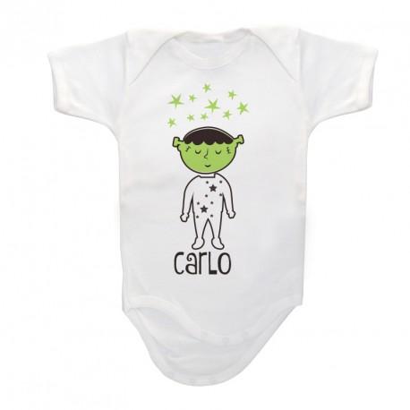 Body personalizzato Piccolo-Frankenstein
