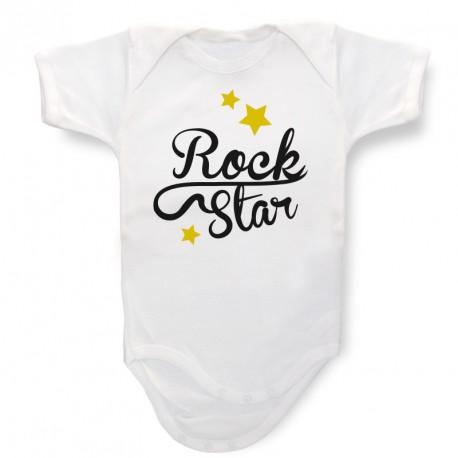 Body Personalizzato RockStar