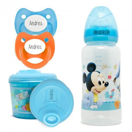 Pack Personalizzato Biberón y Dosificatore Disney 360ml