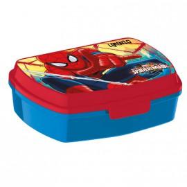 Portavivande per bimbi con disegno personalizzato Spiderman