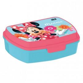 Portavivande per bimbi con disegno personalizzato Minnie