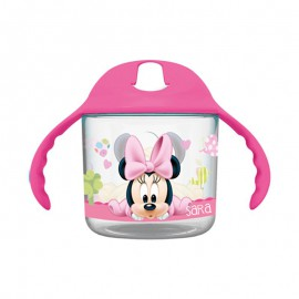 Biberon con manici Minnie 250 ml