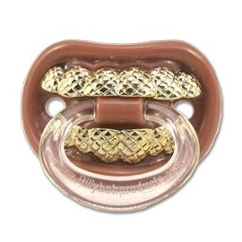 Ciuccio Denti di Oro