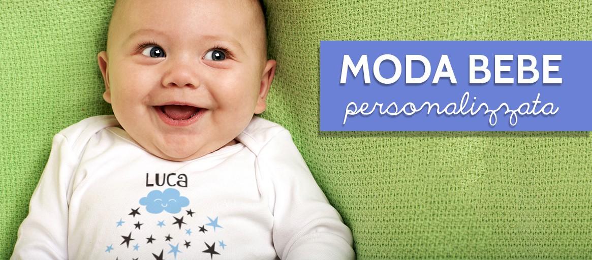Moda bebe personalizzata